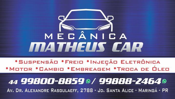 Mecânica Matheus Car