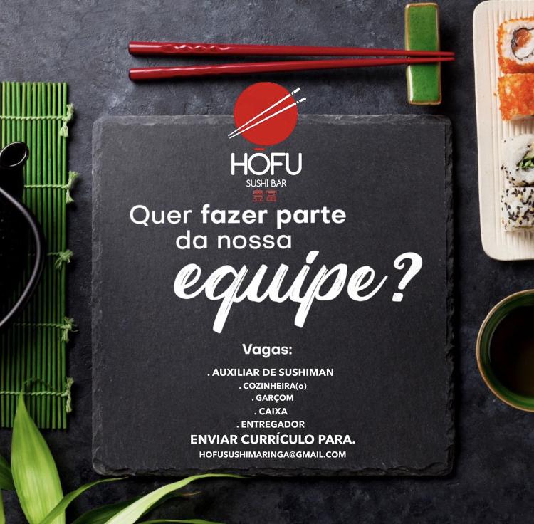 HOFU sushi bar