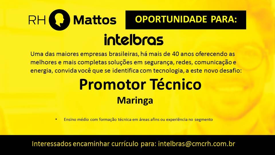 Intelbras - RH Mattos