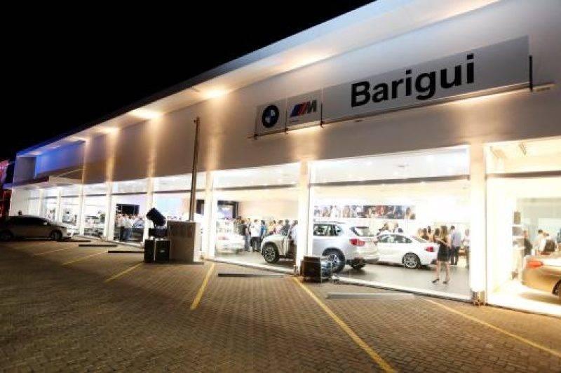 Barigui BMW Maringá