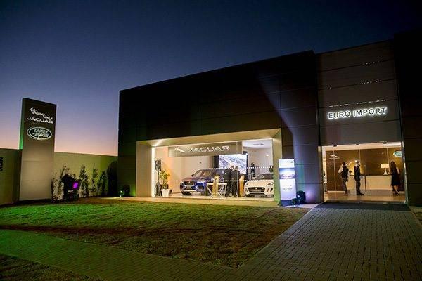 Euro Import Land Rover Maringá