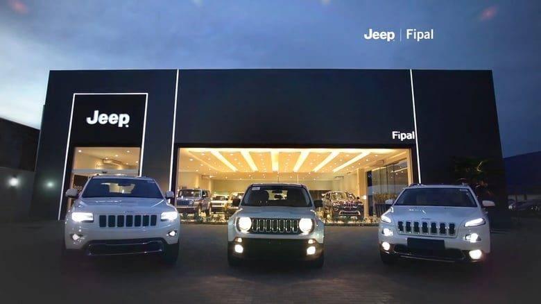 Fipal Jeep Maringá