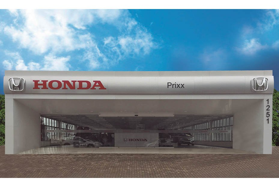 Honda Prixx Maringá