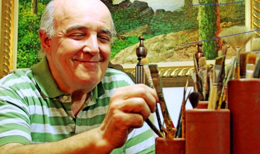 José Adalberto Boh Firmino, artista plástico de Maringá