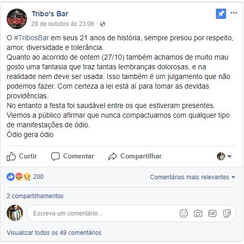 Tribo's