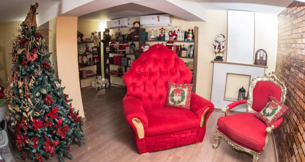 casa decoration noel 2018 Casa do Papai Noel deve custar até R$ 402,7 mil e ficará aberta  casa decoration noel 2018