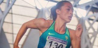 Tábata Vitorino já competiu nas Olimpíadas do Rio e agora busca se classificar para Tóquio 2021