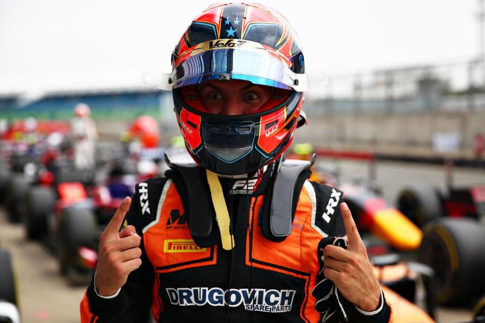 Felipe Drugovich continua mantendo bom histórico após vitória na Áustria