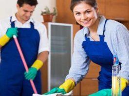 Vagas de empregos para auxiliar de serviços gerais e gerente de franquia na Seção de empregos do Maringá Post