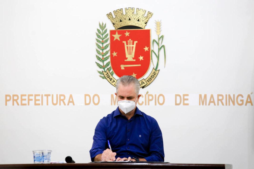 O decreto possibilita parcelar os débitos municipais em até 12 vezes