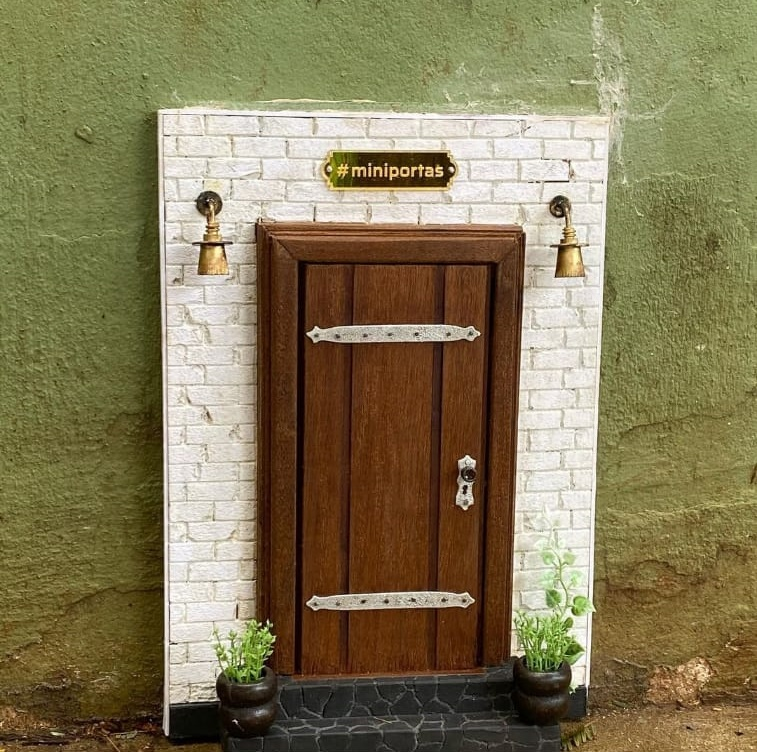 Mini portas