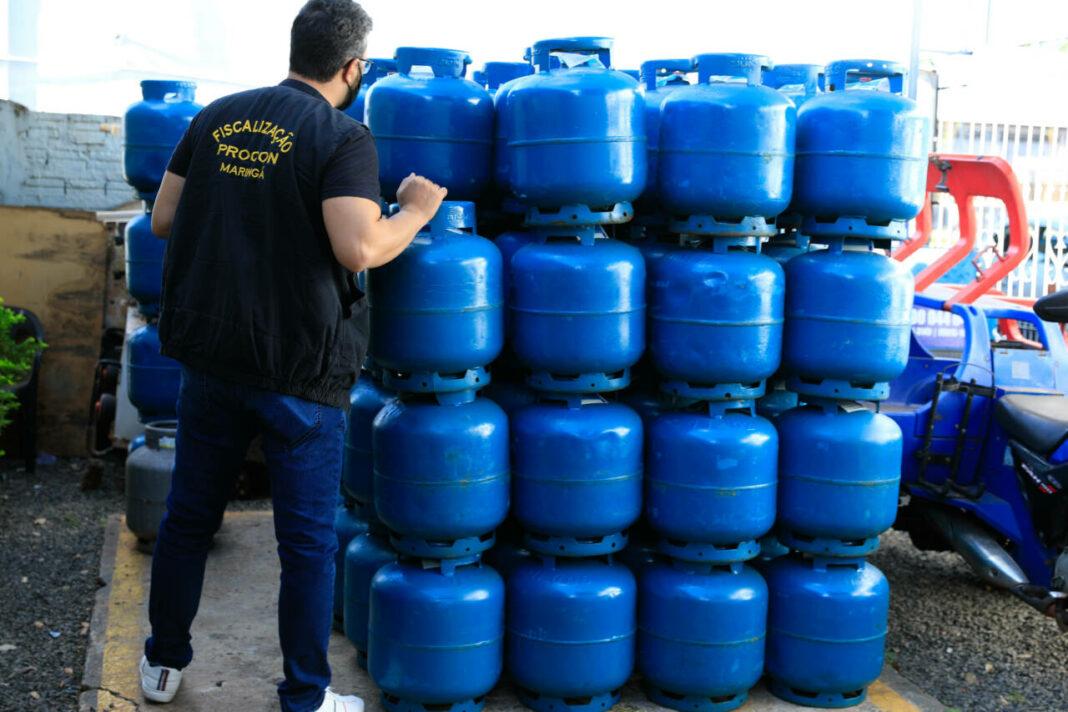 distribuidoras de gás em Maringá