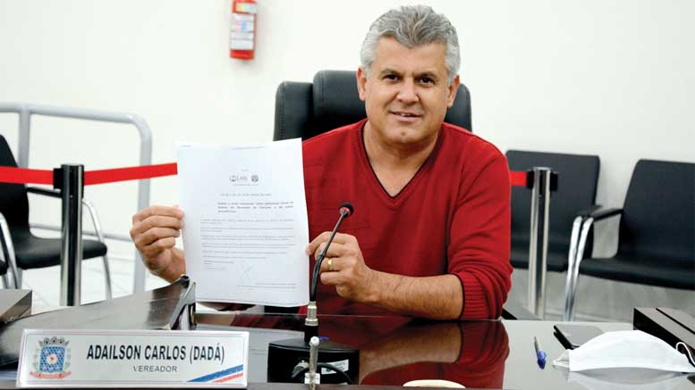Vereador Dadá, de Cianorte, foi investigado por suspeita de rachadinha
