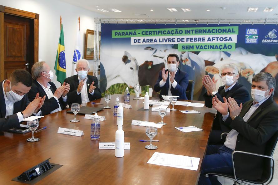 Governador Ratinho Junior