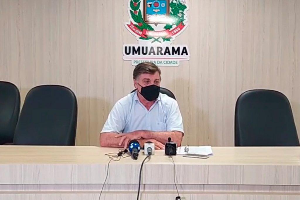 Prefeito de Umuarama, Celso Pozzobom