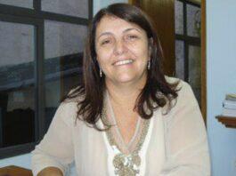 Rozinei Aparecida Raggiotto Oliveira, prefeita de Querência do Norte