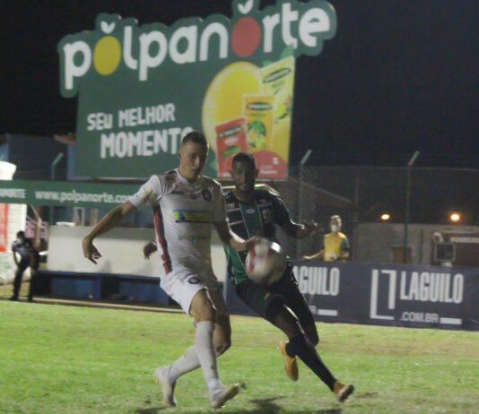 Maringa FC e Cianorte, oitava rodada