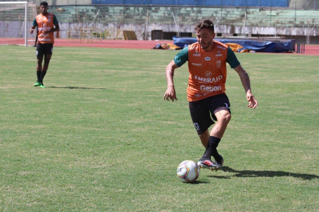 treino do Maringá FC