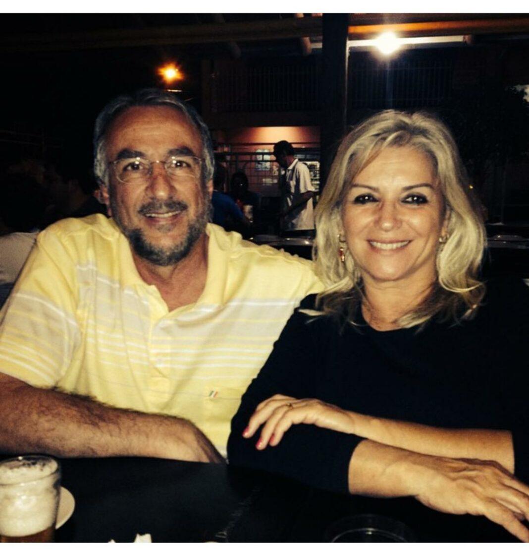 José Antonio Moscardi e Shirley Moscardi