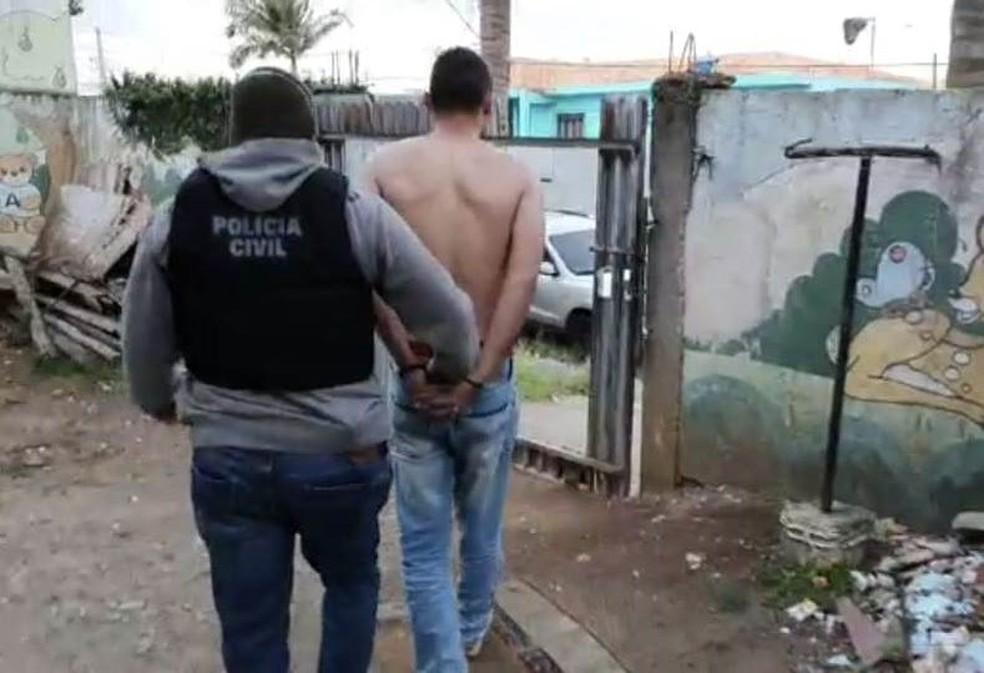 Prisão do serial killer Tiago Soroka, em Curitiba