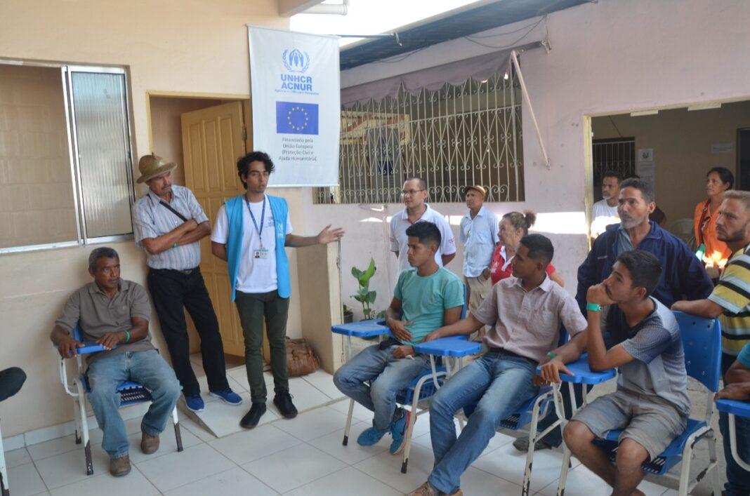 Centro de Referência para Refugiados e Migrantes