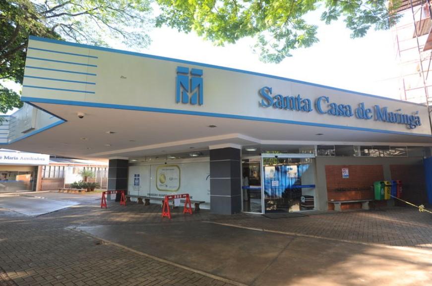 Santa Casa de Maringá suspende atendimento