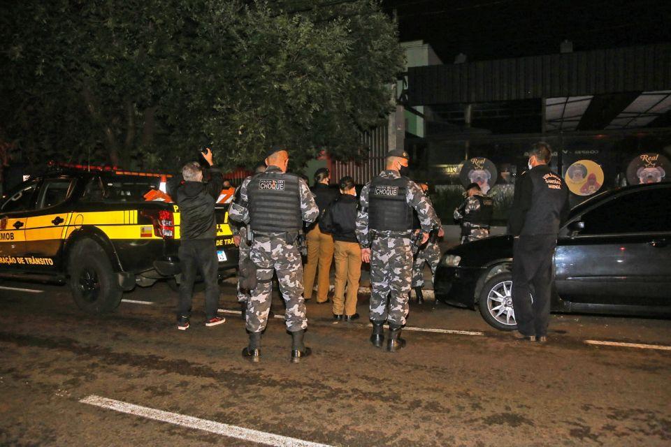 Polícia Militar e Guarda Municipal são chamadas