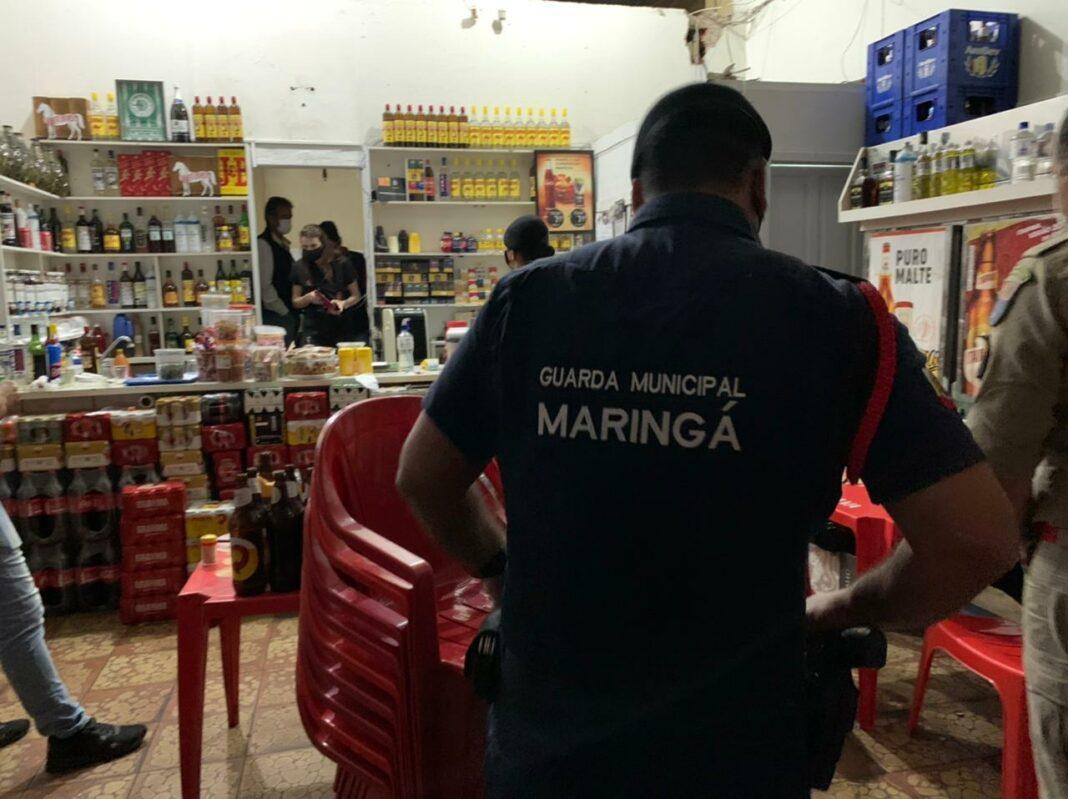 Fiscalização do GGI, Maringá