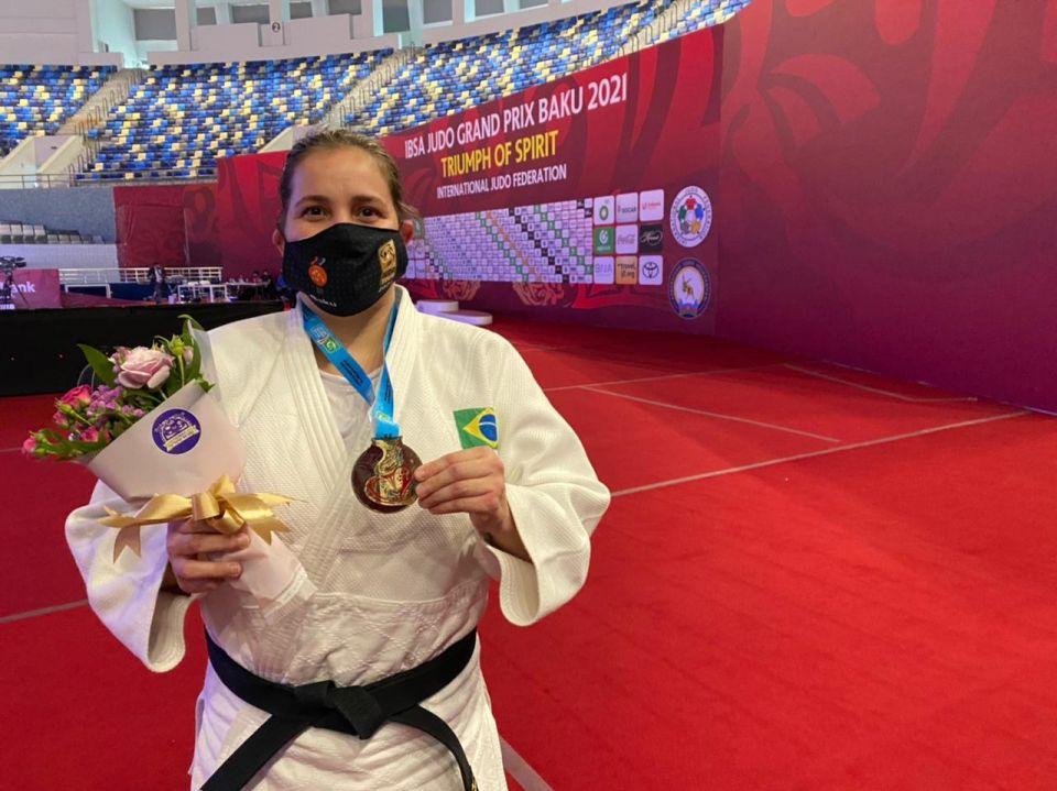 Judoca Meg Emmerich