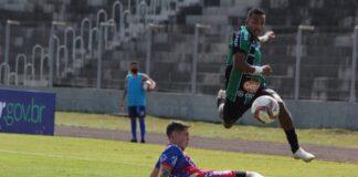 Mirandinha, do Maringá FC