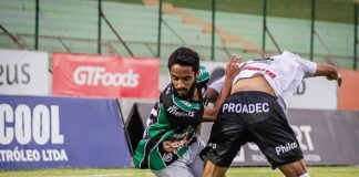 Robertinho, do Maringá FC, vai para o Gama