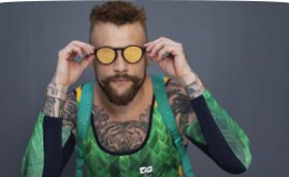 Entre os atletas e técnicos de Maringá estará o velocista Vinícius Rodrigues