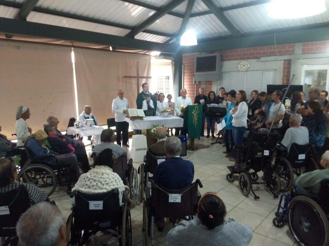 asilo de idosos de Maringá