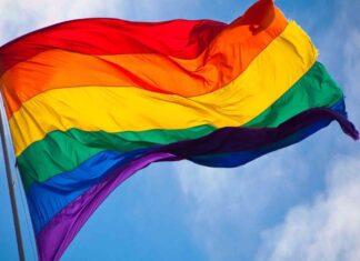 Bandeira de arco-íris