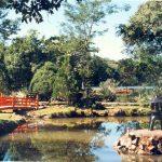 Lago do Parque do Ingá